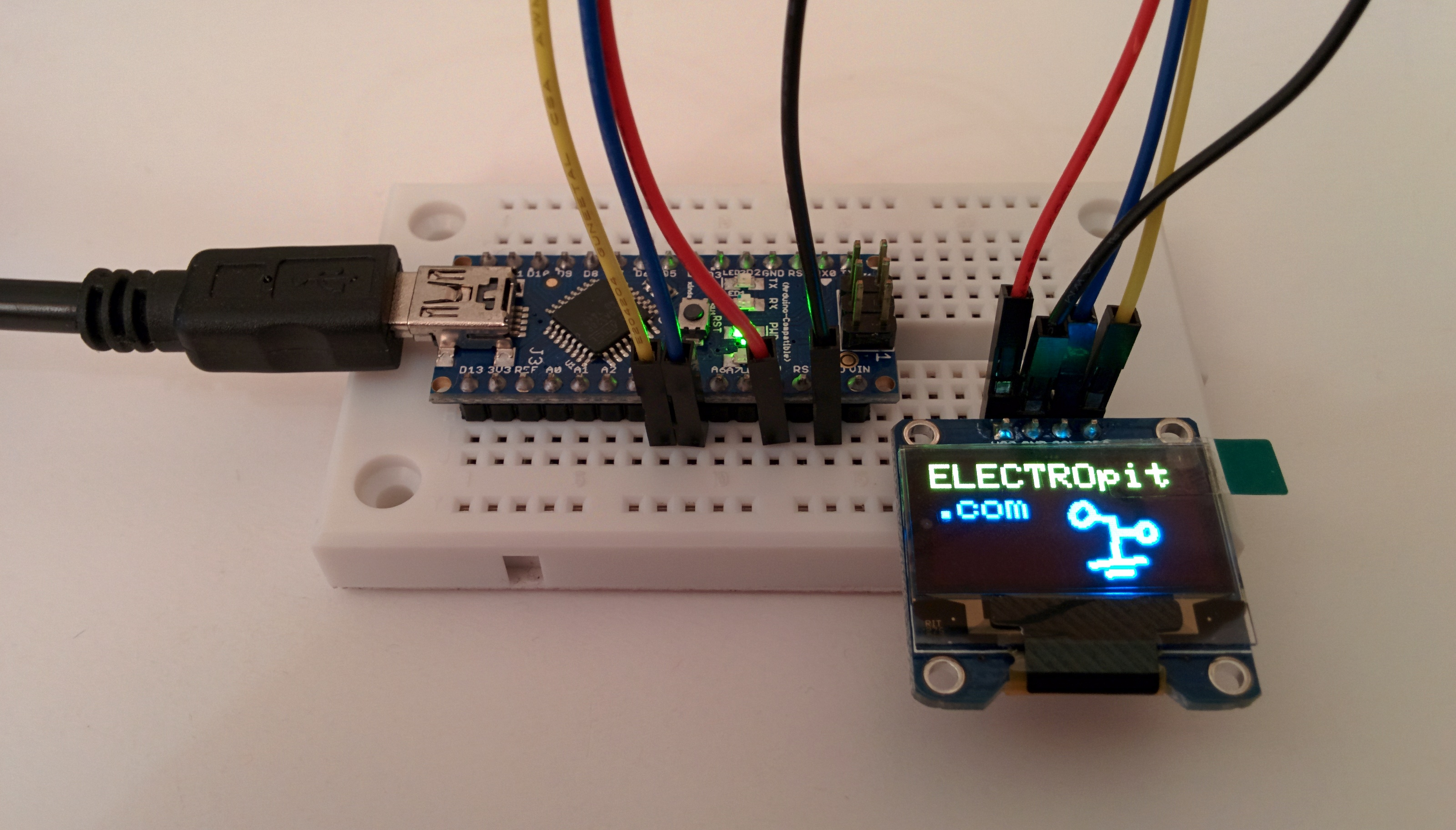 I c oled display how to review electropit
