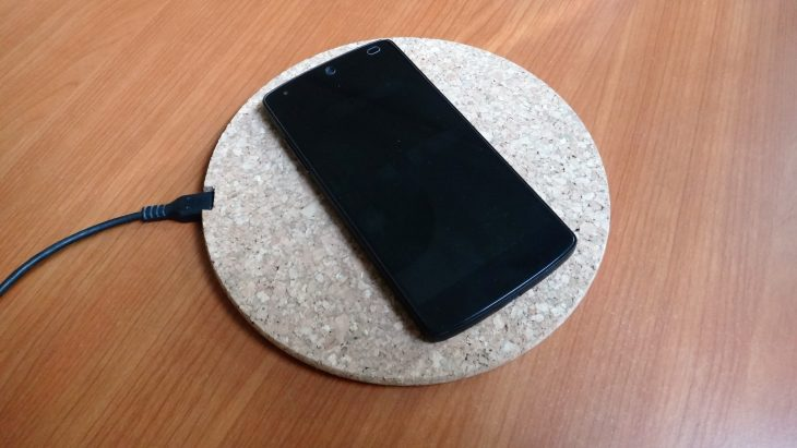 DIY Qi charger